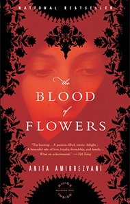 Blood of Flowers Book Cover